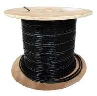 Саморегулирующийся греющий кабель Decker 17W-12CF (12 вольт)